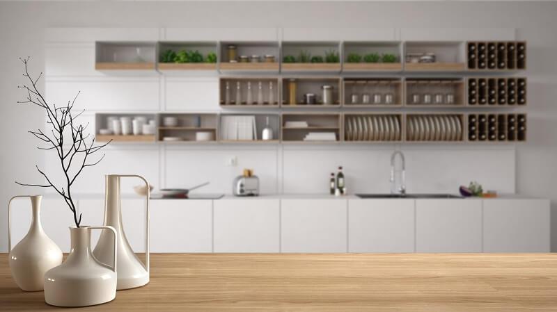 Il rivestimento in resina della cucina: caratteristiche e vantaggi
